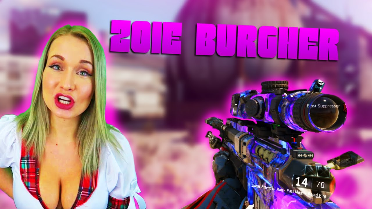 Zoie Burgher - YouTube