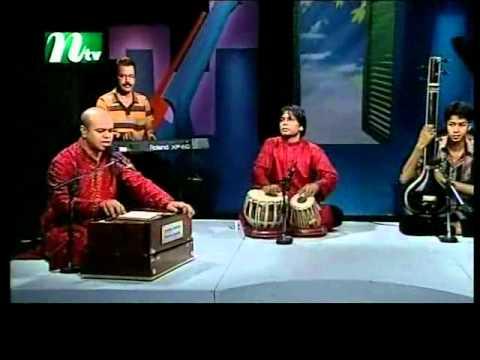 Raag Megh- Nazrul Geeti Sung By Tofail Ahmed