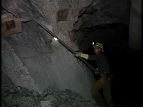 Rock Falls -- Preventing Rock Fall Injuries In Underground