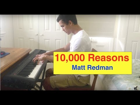 ♫ 10,000 Reasons Bless the Lord  Matt Redman  Piano  + Sheets HD ♫