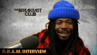D.R.A.M. On Drake Taking The Cha Cha Beat, His Debut Album and His Dog