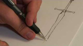 Repeat youtube video Drawing Lessons : How to Draw Medieval Weapons