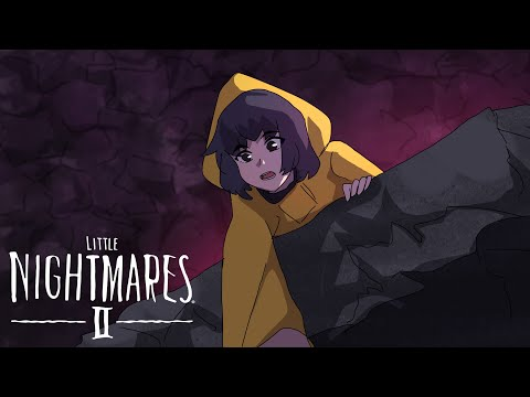 Six and Mono Alternate Ending │ Little Nightmares Animation |