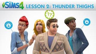The Sims 4 Academy: Thunder Thighs - Lesson 2: Create A Sim