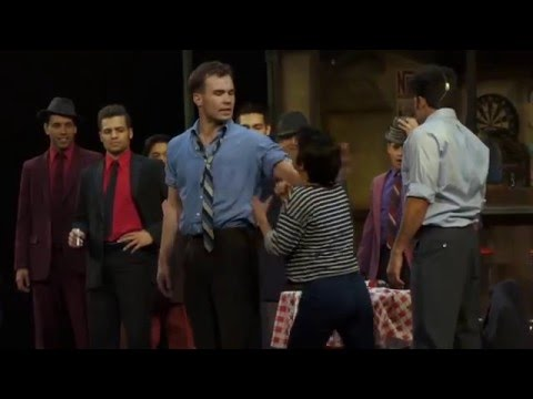 West Side Story at Musical Theatre West - featuring the LAMC Orchestra playing Dance at the Gym