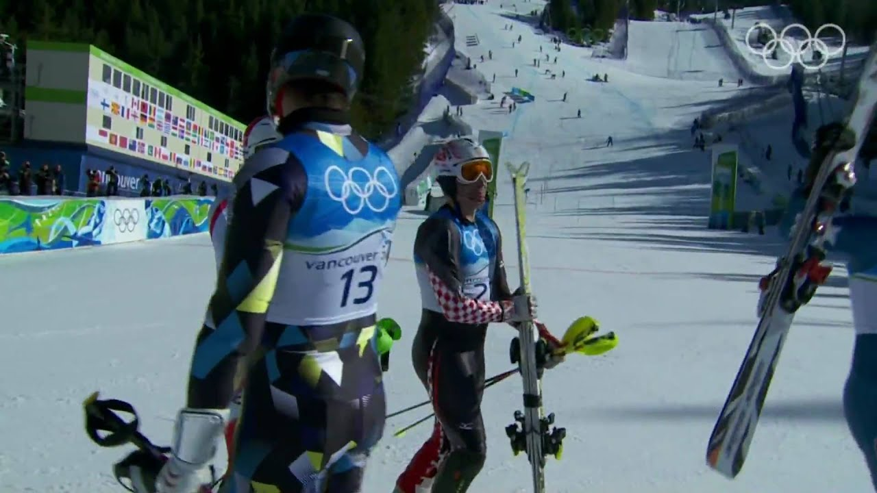 Alpine Skiing Men Super Combined Slalom Complete Event | Vancouver 2010