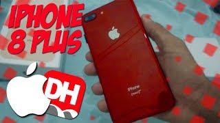 UNBOXING IPHONE 8 PLUS DE 250R$ E OLHA SÓ COMO VEIO<br><br />#barato #aliexpress #wish
