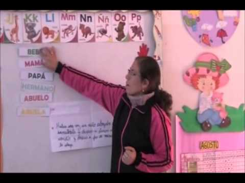 Produccion De Textos Para Inicial Cubos Magicos Claudia Caceres Chavez