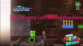 No Category Left Behind - Super Mario Odyssey