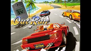 Memory Card: Out Run
