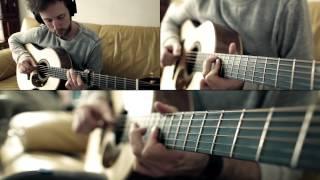 Kehlet Modern Folk guitar - played by Andreas Lund