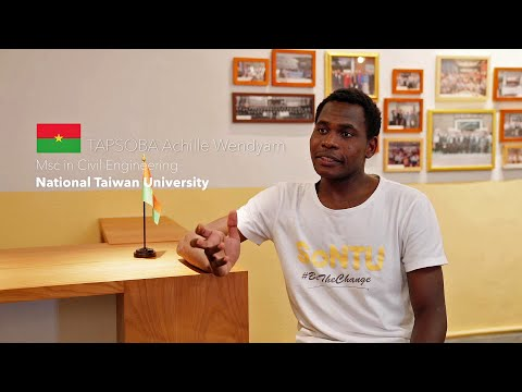 Meet the Students at National Taiwan University (國立臺灣大學) | Study in Taiwan
