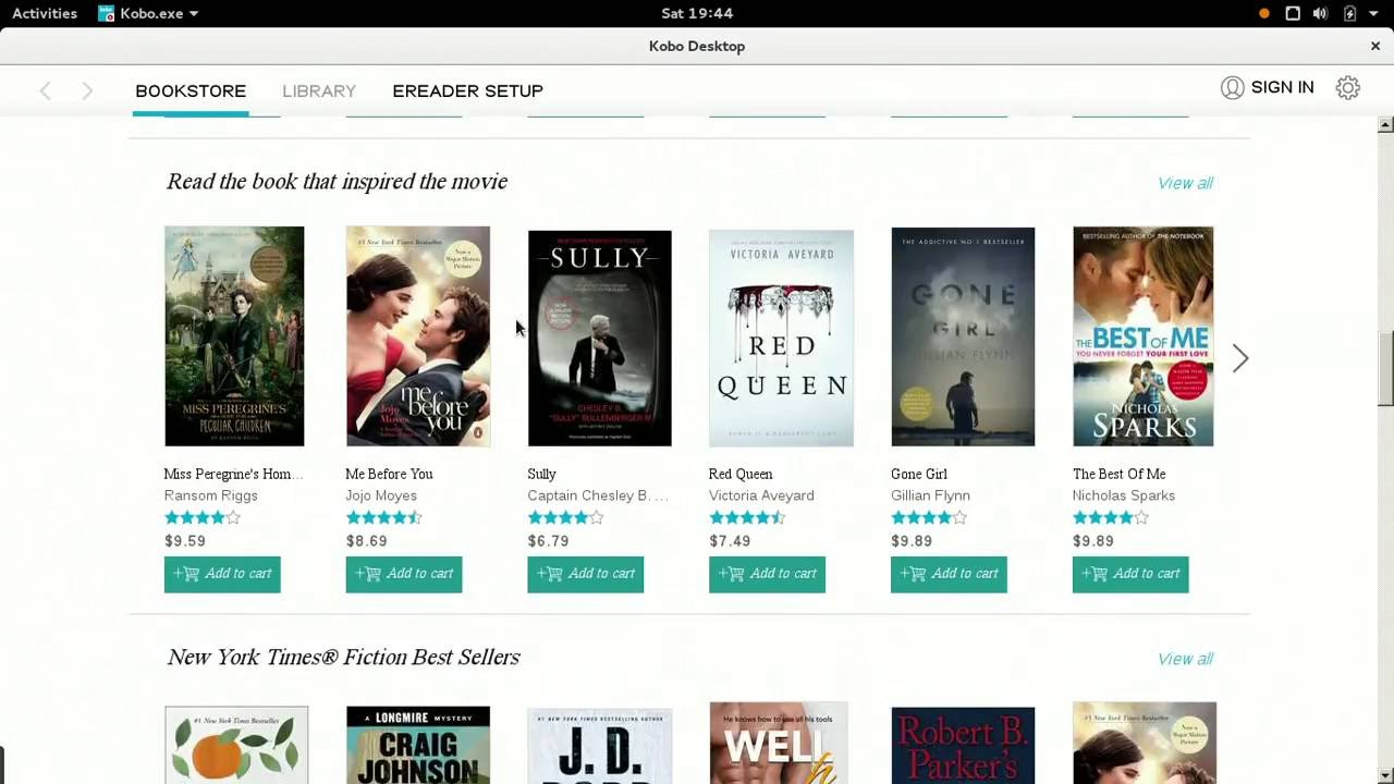 Kobo Desktop installeren op je pc of Mac – Rakuten Kobo