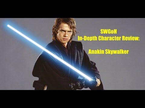 Star Wars Galaxy Of Heroes In-Depth Character Review: Anakin Skywalker