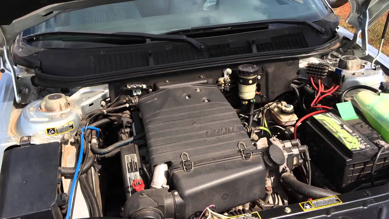 Fiat Tipo 1 6 I E  1994 Parte 2