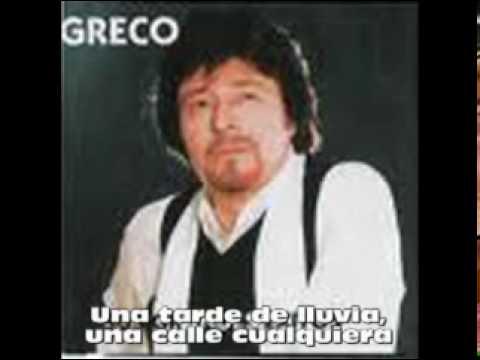 El Greco - Una tarde de lluvia una calle cualquiera