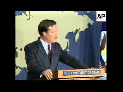 USA: US URGE 2 WARRING SIDES IN ZAIRE TO RESUME PEACE TALKS