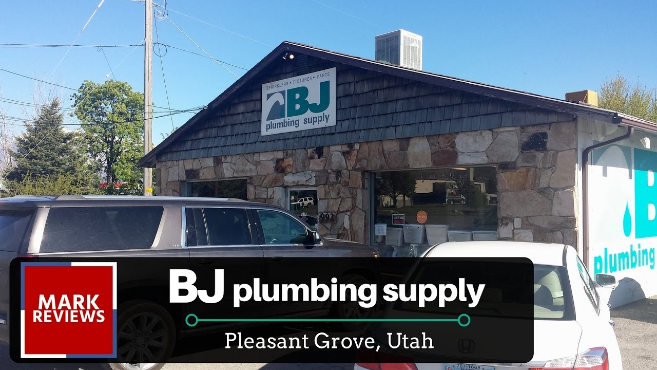 BJ Plumbing Supply   Review   Pleasant Grove, Utah