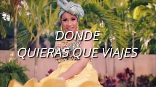 Cardi B - I Like It (Sub Español) ft. Bad Bunny & J Balvin
