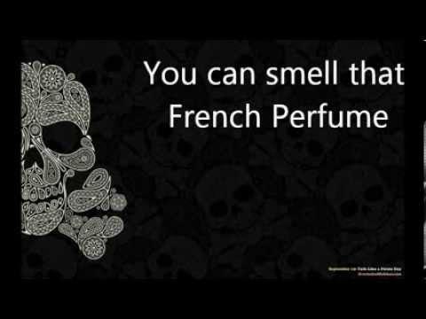 French Perfume  Great Big Sea Lyrics