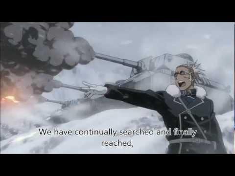 Fullmetal Alchemist Brotherhood Opening 4 English Sub