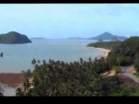 เที่ยวชมวิวทะเล จังหวัดชุมพร.flv