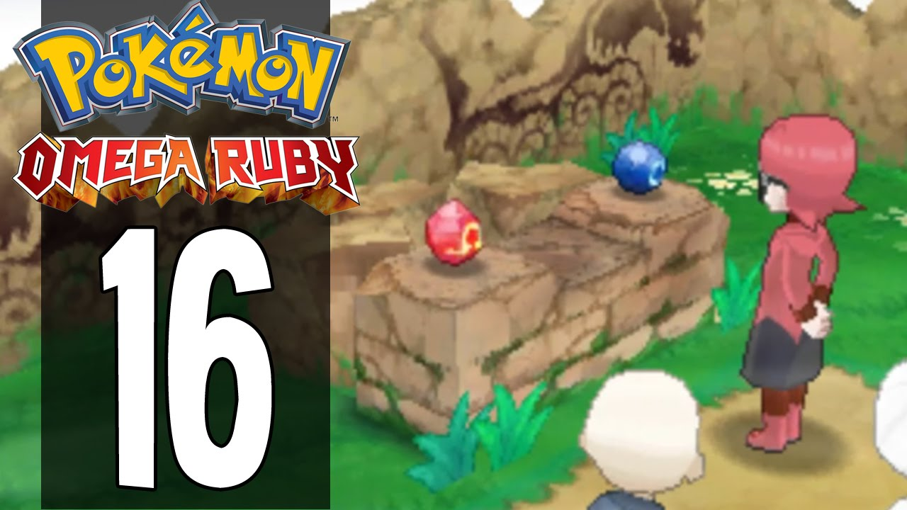 Pokemon Omega Ruby Part 16 Mt Pyre Gameplay