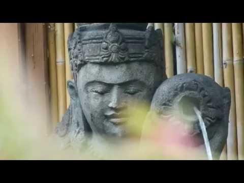 Bambus Kultur In Steinwedel Wasserspiele 1 Youtube