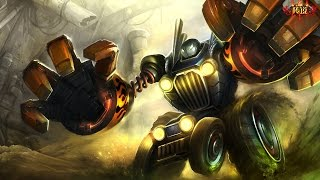 Blitzcrank Top Lane: Pimp My Crank
