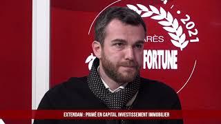 Palmarès des Fournisseurs 2021 -  Extendam