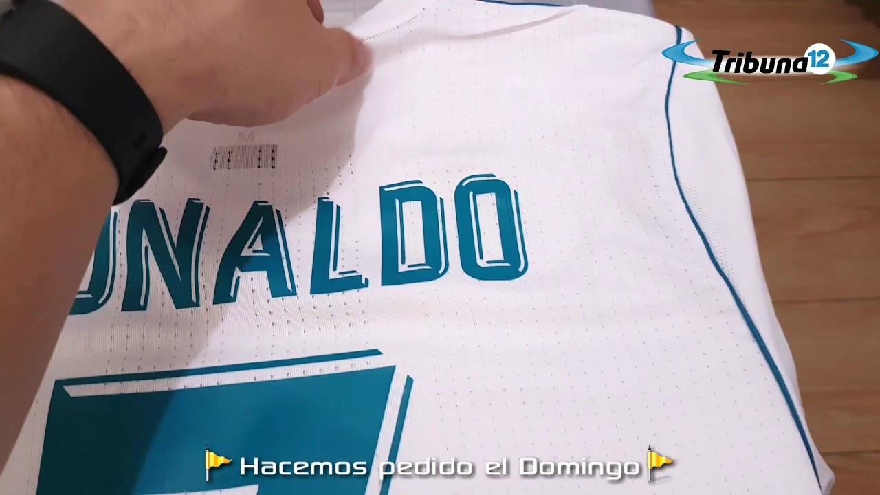 camiseta real madrid champions 2020