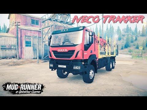 MudRunner - Iveco Trakker