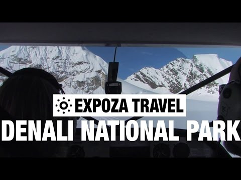 Denali National Park (Alaska) Vacation Travel Video Guide