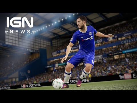 E3 2017: FIFA 18 Details Revealed For Nintendo Switch - IGN News