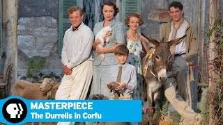 THE DURRELLS IN CORFU on MASTERPIECE | First Look | PBS