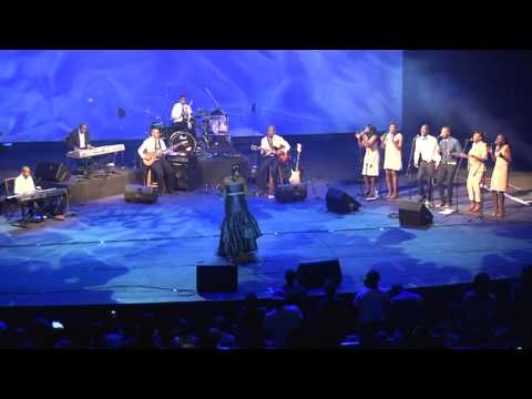 Mabongi Live at the state theatre Tshama