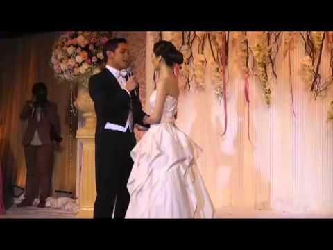 เพลงในงานแต่งของพี่โอม&พี่เพ็ญ