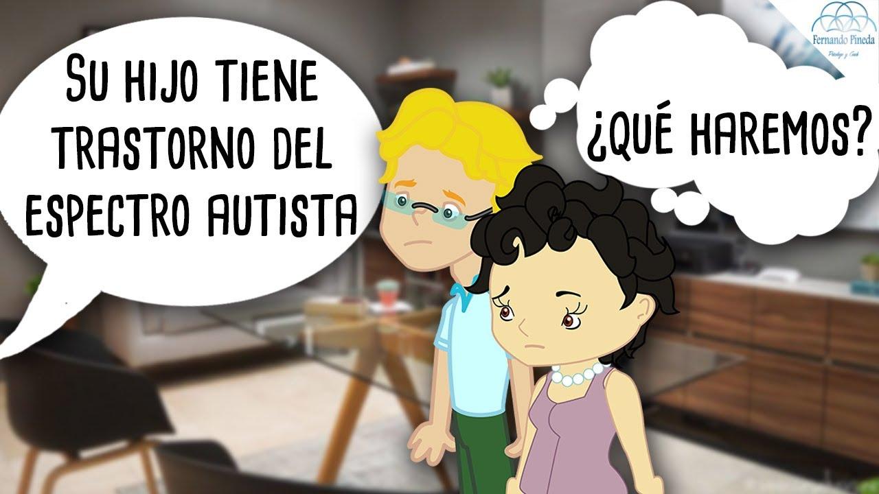 como tratar un niño autista