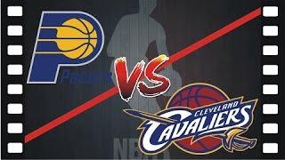 Индиана Пэйсерс - Кливленд Кавальерс / НБА / Indiana Pacers - Cleveland Cavaliers / 21.04.17