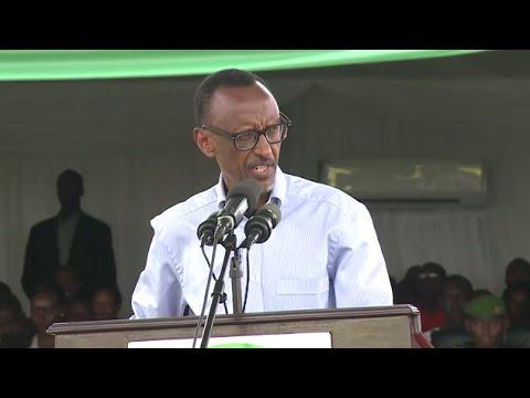 President Kagame Cell Executive Secretaries #MeetthePresident  Gabiro, 12 June 20151