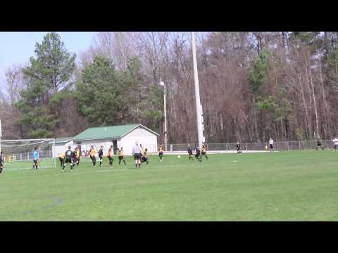 AMS Soccer Highlights from 032710