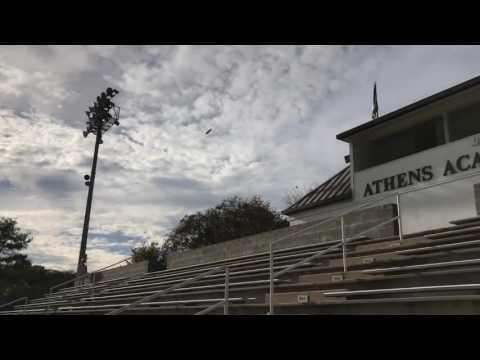 Ben Trimpe Frisbee Trick Shot Comp. 1