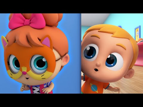 hide-and-seek-song- -peek-a-boo-song- -super-supremes-cartoon-for-kids