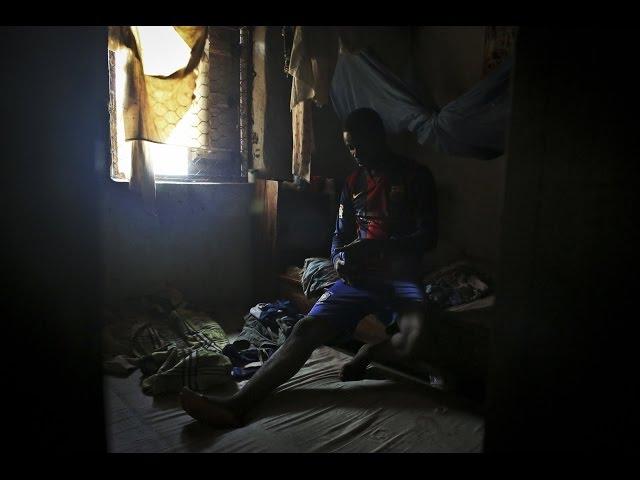 艾瑞森和伊波拉倖存者足球隊