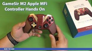 GameSir M2 Apple MFi Controller Hands On