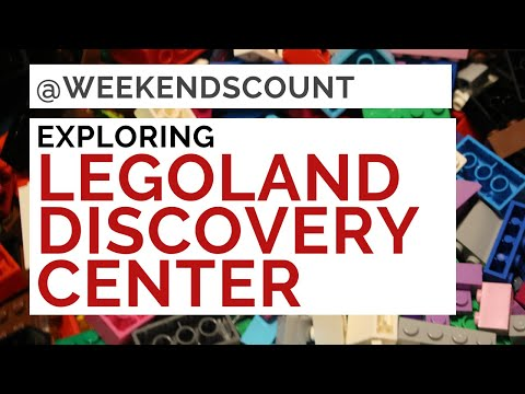 Enjoy the Legoland Discovery Center in Grapevine, TX! #TravelBrillantly