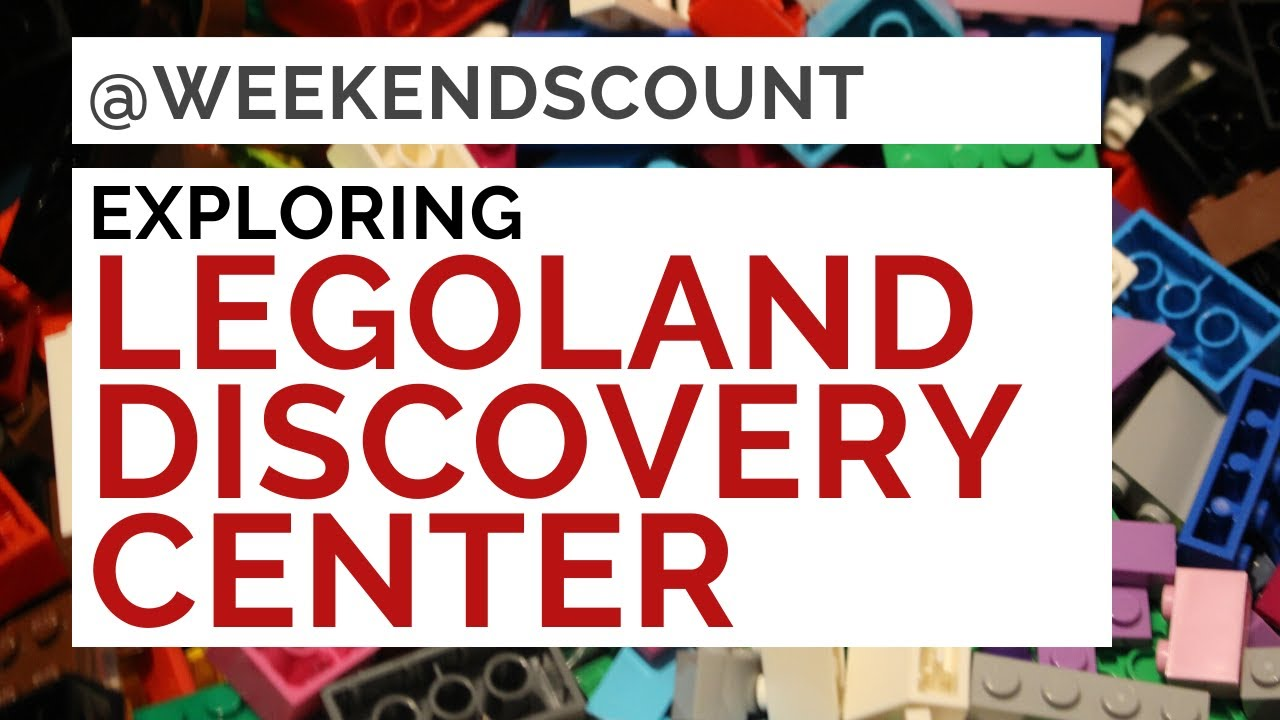 Enjoy the Legoland Discovery Center in Grapevine, TX! # ...