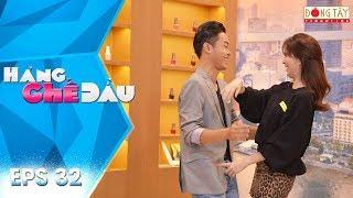 Hàng Ghế Đầu   Tập 32 Full HD: Huỳnh Phương FAP TV Sợ Mất Việc Nên Chặt Chém Ngoc Trinh Không Tiếc