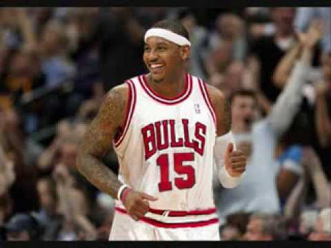 Carmelo Anthony To The Chicago Bulls?