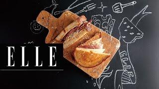ELLE A Table | 重新組合排列 百變三明治